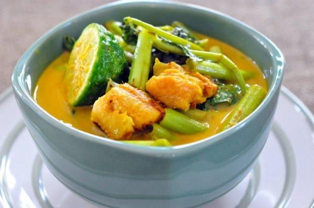 อาหารจากปลาเค็ม 2