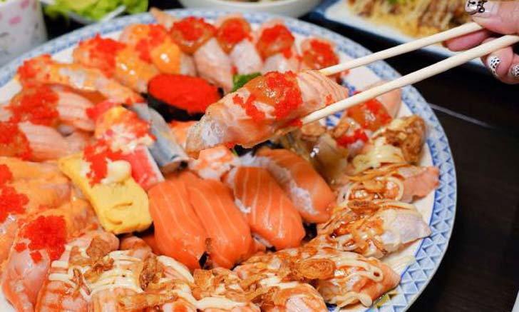 Buffet Salmon 2