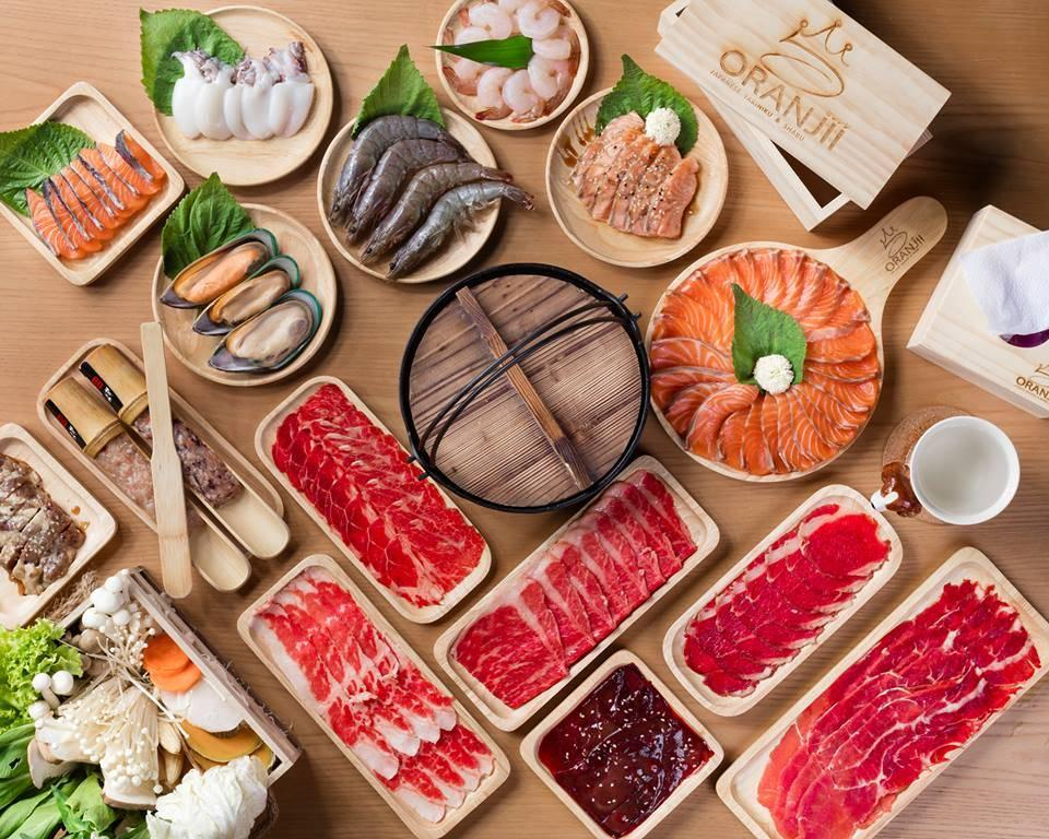 Buffet Salmon 3