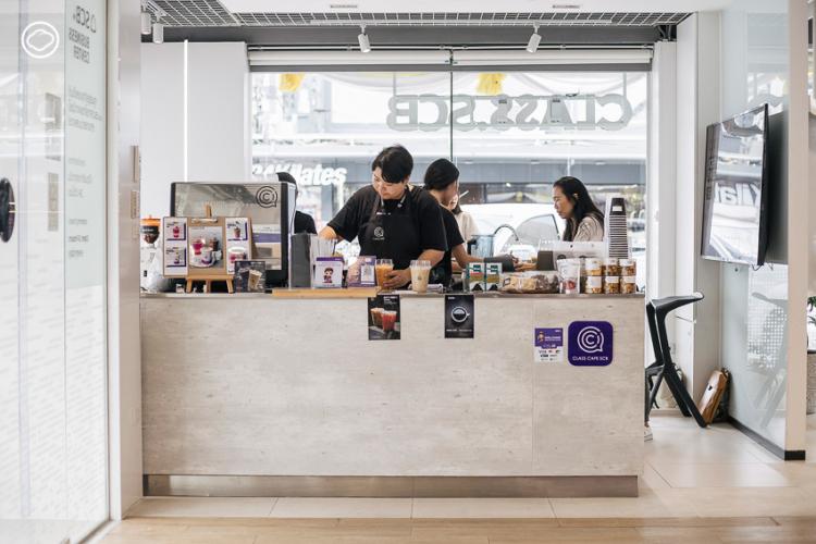 Class Café