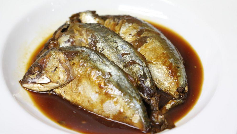 ปลาทูต้มอ้อย
