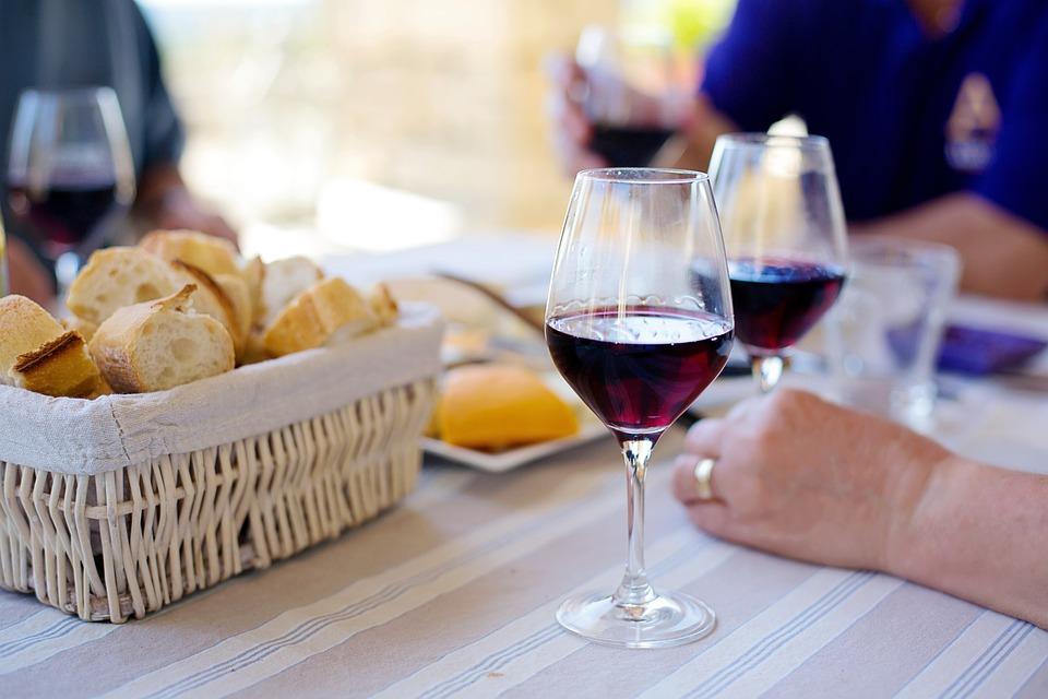 ไวน์หวานและของหวาน