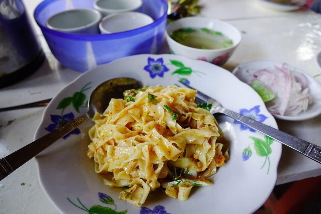 อาหารขึ้นชื่อของพม่า