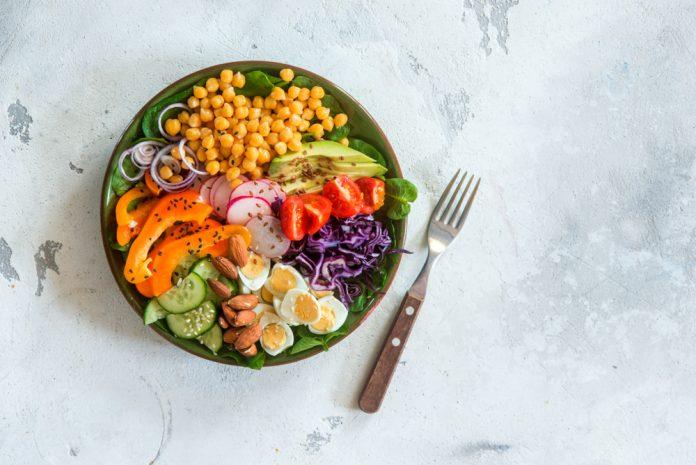 มังสวิรัติ อาหารเพิ่อสุขภาพ
