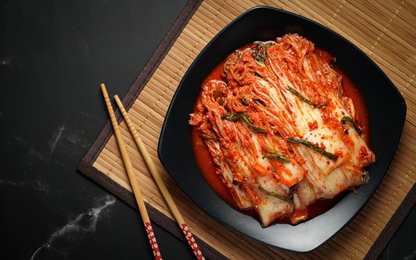เมนูอาหารกิมจิเกาหลี