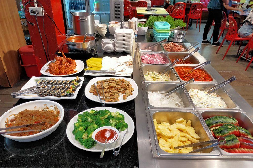 ร้าน Mapogalbi รสชาติอาหารอร่อยน้ำจิ้มรสเด็ด