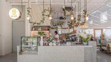 ร้าน Blanc Cafe & Eatery