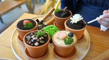 Flowerpot Café