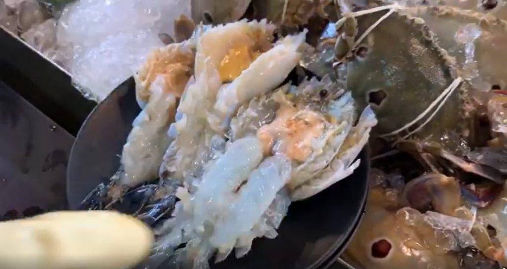 การปรุงกุ้งมังกร-วิธีการส่งกุ้งมังกรไปสวรรค์อ