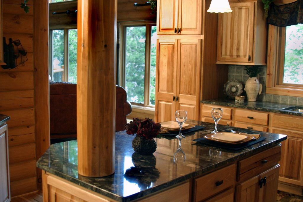 การทำความสะอาดเคาน์เตอร์ครัว หินแกรนิต (Granite)