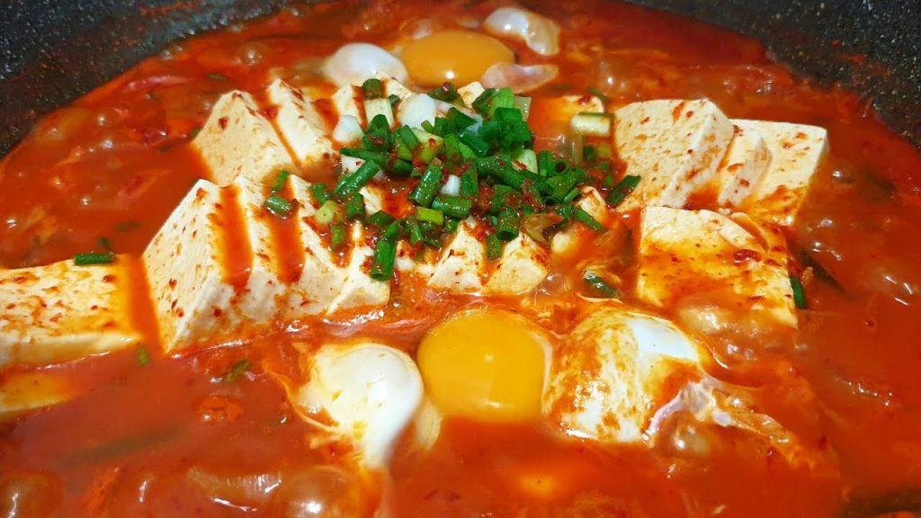 3 เมนูอาหารจากโคชูจัง - แกงกิมจิ