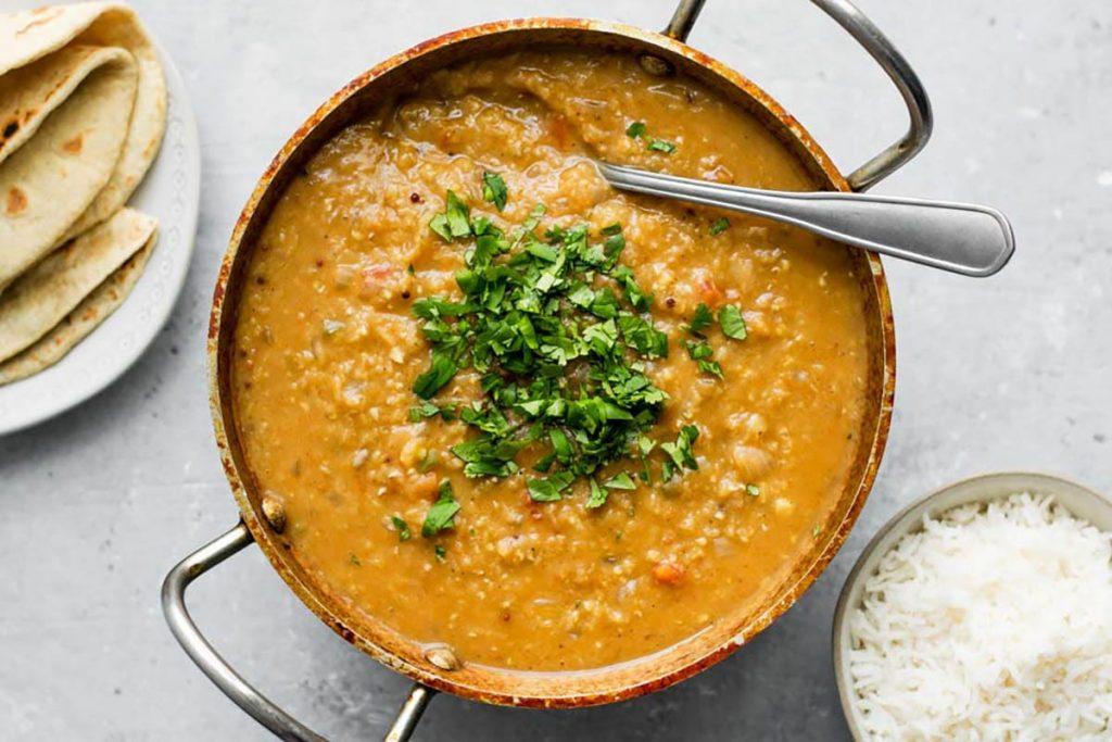 อาหารอินเดีย -ดาล(Dal )